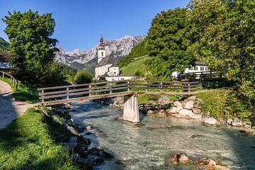 Berchtesgadener Land van Achim Thomae