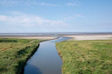 Strand Friesland von Marieke van de Velde