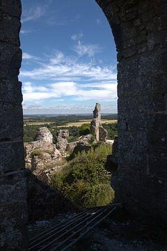 Kasteel Ruine van