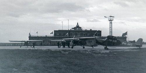 Nationale Luchthaven Haren, België (1935)