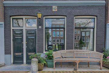 Bank für Kanalhaus von Peter Bartelings Photography