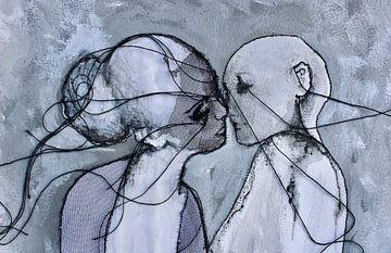 Der Kuss von Kim Rijntjes