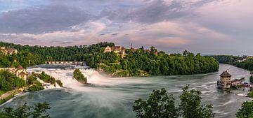 Rijnwatervallen Schaffhausen van Achim Thomae