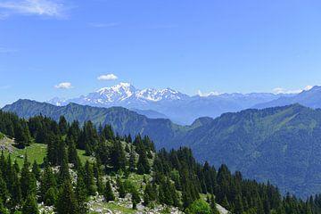 De Mont Blanc sur Jeroen van Breemen