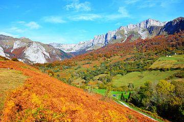 Herfst- Franse Pyreneeën van My Footprints