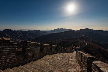 The Chinese wall von Leon Doorn