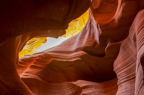 Antelope Upper Canyon 3 - Arizona  - USA van Danny Budts