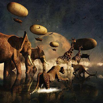Klimaatverandering - De nieuwe Ark van Jan Keteleer