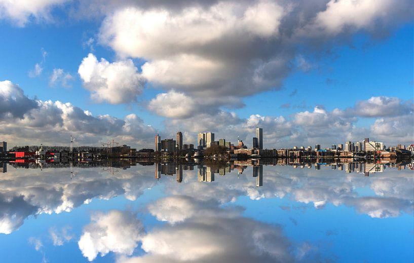 Rotterdam The Other Skyline van Brian Morgan