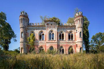 verlaten sprookjes kasteel van Kristof Ven