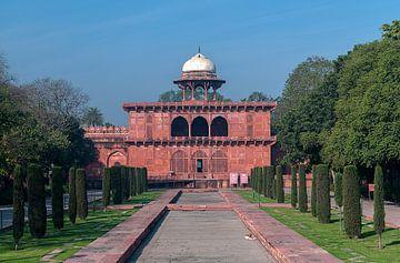Agra: Taj Mahal von Maarten Verhees
