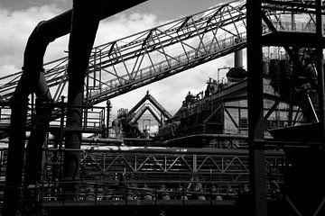 Industrielle Strukturen von Wytze Plantenga