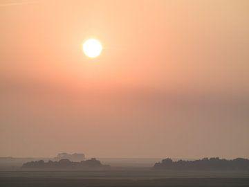 Sonnenaufgang von Martijn Wit