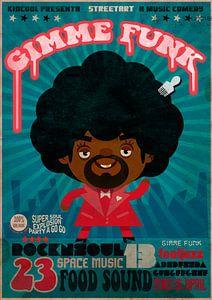 Gimme Funk sur Ramudo Rey