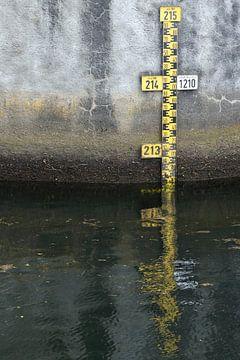 Le niveau de l'eau sur Jacqueline Gerhardt