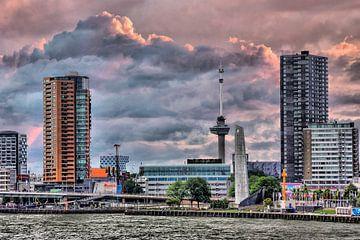 Rotterdam, The Netherlands van Maarten Kost