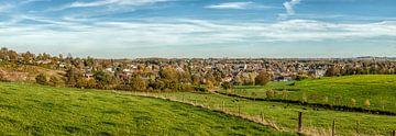 Panorama Simpelveld Bocholtz van John Kreukniet
