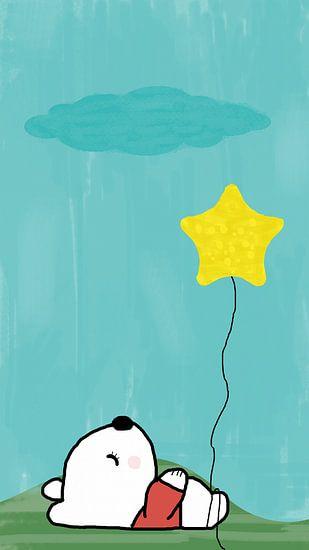Sternengruß Bärli von Marion Tenbergen