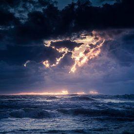 Stormachtig van Monica Zimmermans
