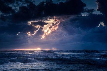 Stormachtig von Monica Zimmermans
