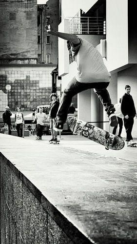 skateboard junkie