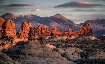 Arches National Park van Mario Calma