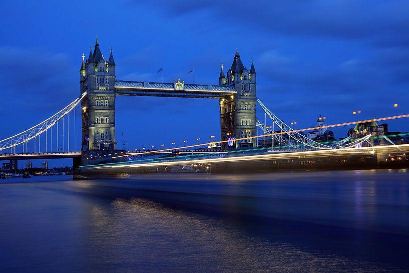 Tower Bridge London von Patrick Lohmüller