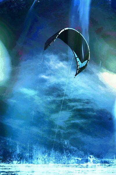 kiten van Yvonne Blokland