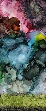 Stürmischer Himmel von Jolanda Berbee