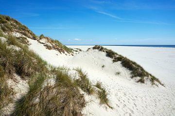Strand, zee en duinlandschap als in een prentenboek van Reiner Würz / RWFotoArt