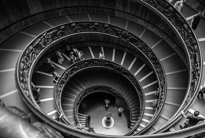 Saint Stairs van Guy Bostijn