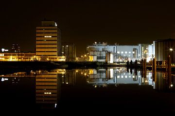DSM Fabriek in Delft von Fleur Halkema