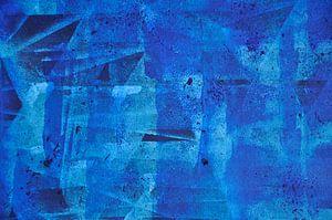Blau auf Blau von Bregje Lips