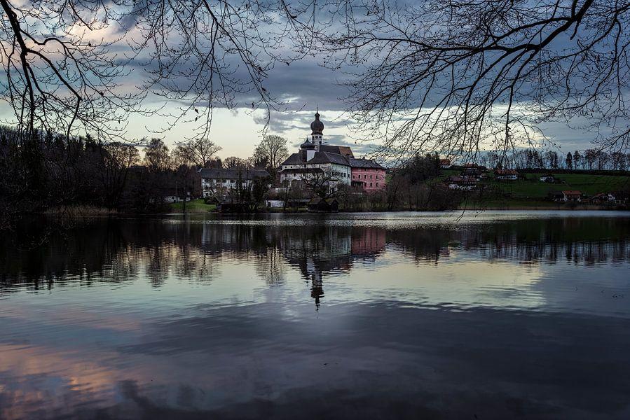 Höglwörth Lake