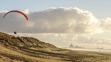 Scheveningen Beach von Dirk van Egmond
