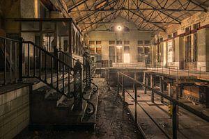 Industrieel Paleis van dafne Op 't Eijnde