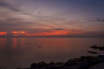 Manila bay von Brandon Lee Bouwman
