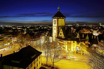 Altstadt Freiburg von Patrick Lohmüller