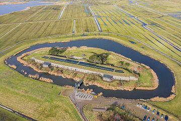 Fort bij Krommeniedijk (Fort K'IJK) van Pascal Fielmich