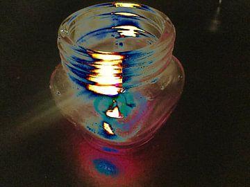 Rgb glas van Ernst-jan Ter-hoeve