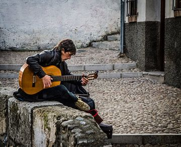 Een gitaar is genoeg van
