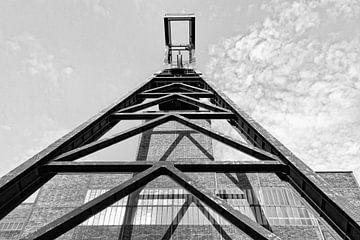 Zeche Zollverein - Turm von Petra Dreiling-Schewe