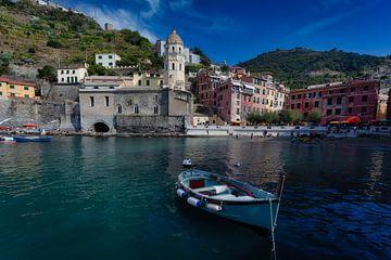 Typisch Vernazza - Cinque Terre von Roy Poots