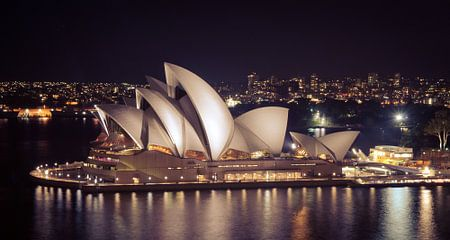 Opera House in the spotlights