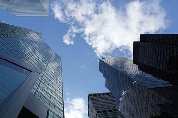 Wolkenkrabbers / Skyscrapers sur Merano Sanwikrama