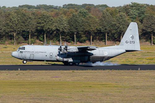 Koninklijke Luchtmacht C-130J-30 Hercules
