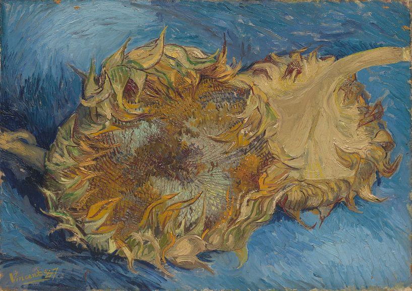 Zonnebloemen, Vincent van Gogh van Meesterlijcke Meesters