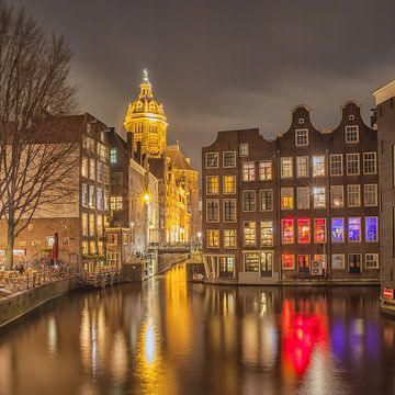 Amsterdam 9 von John Ouwens