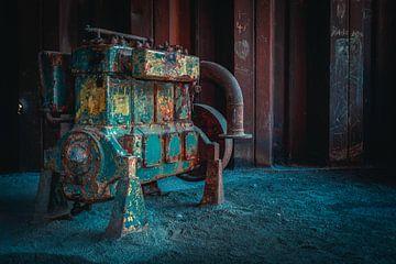 Maschine von Jos van de Pas