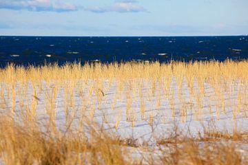 Winterimpression am Ostseestrand von Thomas Jäger